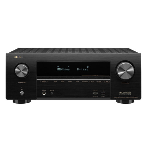 View Larger Image of AVR-X2600H 7.2-Channel 4K Ultra HD AV Receiver with HEOS (Factory Certified Refurbished)