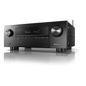 AVR-X2700H 7.2-Channel 8K Ultra HD AV Receiver with 3D Audio and HEOS Built-In