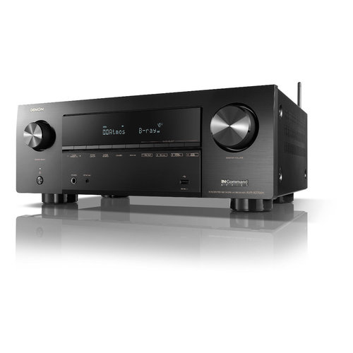 View Larger Image of AVR-X2700H 7.2-Channel 8K Ultra HD AV Receiver with HEOS (Factory Certified Refurbished)