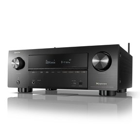 AVR-X3600H 9.2 Channel 4K Ultra HD AV Receiver with Heos (Factory Certified Refurbished)