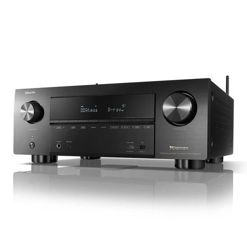 View Larger Image of AVR-X3600H 9.2 Channel 4K Ultra HD AV Receiver with Heos (Factory Certified Refurbished)