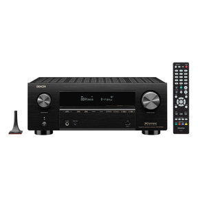 AVR-X3700H 9.2-Channel 8K AV Receiver with 3D Audio and Amazon Alexa Voice Control (Factory Certified Refurbished)