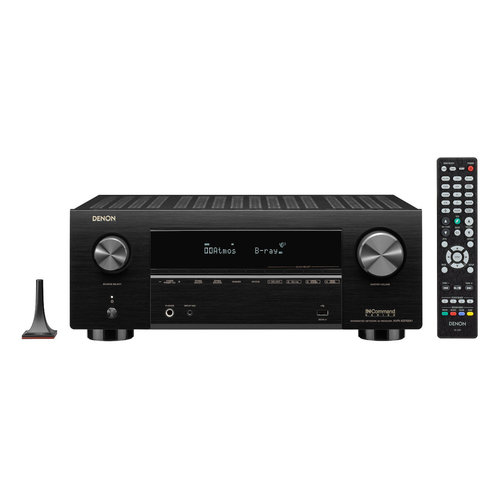 View Larger Image of AVR-X3700H 9.2-Channel 8K AV Receiver with 3D Audio and Amazon Alexa Voice Control (Factory Certified Refurbished)