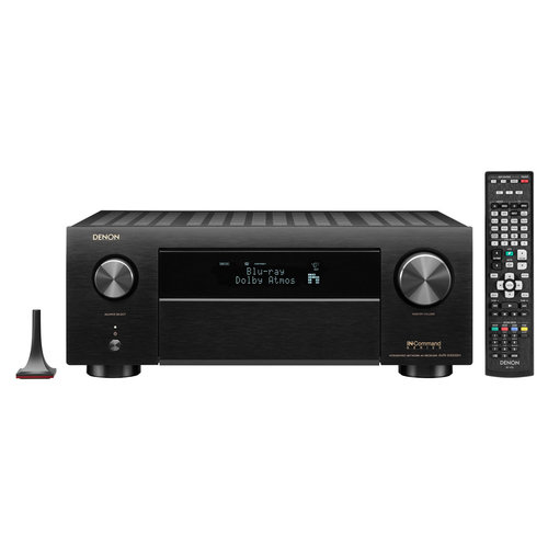 View Larger Image of AVR-X4500H 9.2-Channel 4K Ultra HD AV Receiver with HEOS (Factory Certified Refurbished)