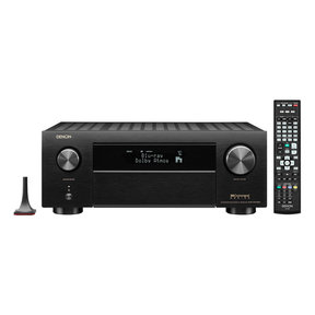 AVR-X4700H 9.2-Channel 8K AV Receiver with 3D Audio and Amazon Alexa Voice Control (Factory Certified Refurbished)