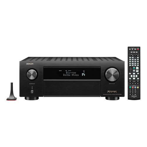 View Larger Image of AVR-X4700H 9.2-Channel 8K AV Receiver with 3D Audio and Amazon Alexa Voice Control (Factory Certified Refurbished)