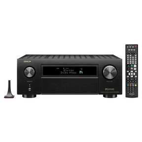 AVR-X6500H 11.2-Channel 4K AV Receiver with 3D Audio and Amazon Alexa Voice Control (Factory Certified Refurbished)