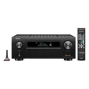 AVR-X6700H 11.2-Channel 8K AV Receiver with 3D Audio and Amazon Alexa Voice Control (Factory Certified Refurbished)