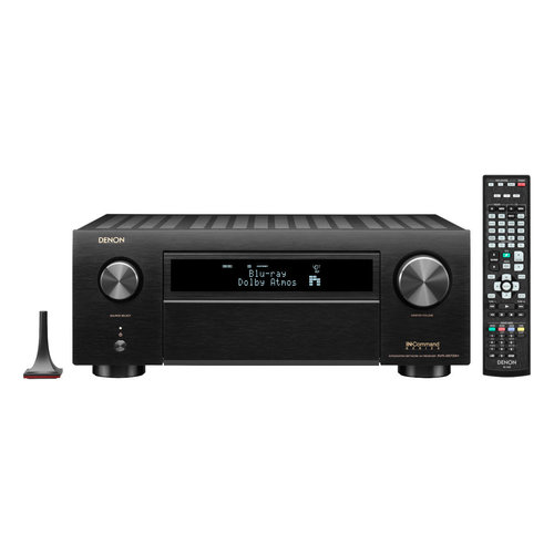 View Larger Image of AVR-X6700H 11.2-Channel 8K AV Receiver with 3D Audio and Amazon Alexa Voice Control (Factory Certified Refurbished)
