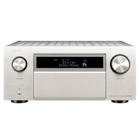 AVR-X8500H 13.2 Channel Home Theater Receiver (Factory Certified Refurbished, Silver)