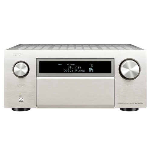 View Larger Image of AVR-X8500H 13.2 Channel Home Theater Receiver (Factory Certified Refurbished, Silver)