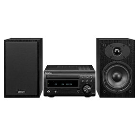 D-M41 Hi-Fi System with CD, Bluetooth, and AM/FM Tuner