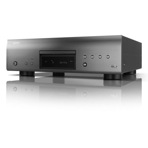 View Larger Image of DCDA110GS 110-Year Anniversary Edition SACD Player (Silver Graphite)