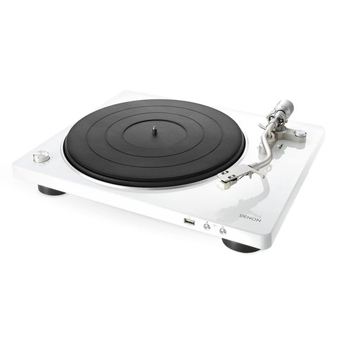 View Larger Image of DP-450USB Hi-Fi Turntable with Speed Sensor and USB Encoder