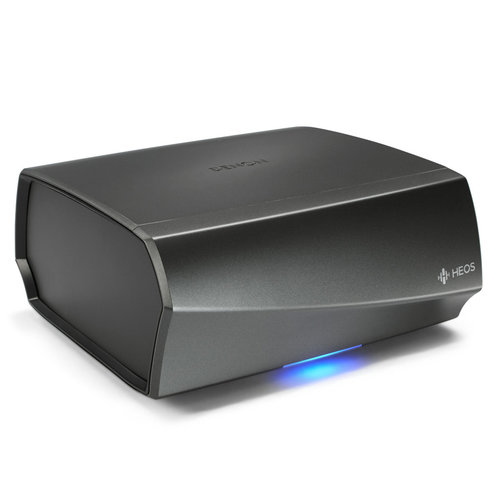 View Larger Image of HEOS Link Wireless Pre-Amplifier For Multi-Room Audio - Series 2 (Black)