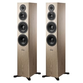 Evoke 50 Floorstanding Speakers - Pair (Blonde Wood)