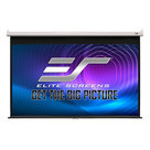 "View Larger Image of M100HSR-PRO 100"" Manual Pull Down Projection Screen with Slow Retraction"