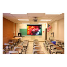 """View Larger Image of M100XWH2-SRM 100"""" Manual Pull Down Projection Screen with Slow Retraction"""