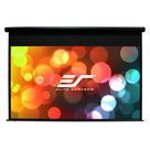 """View Larger Image of OMS100H Yard Master Electric 100"""" MaxWhite Outdoor Projector Screen"""