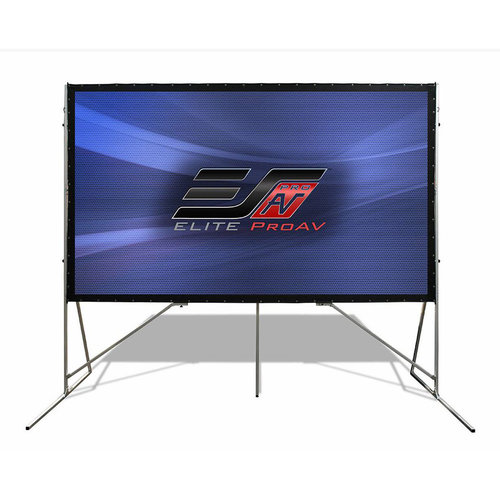 """View Larger Image of OMS120H-PRO 120"""" Yard Master Pro Outdoor Projector Screen"""