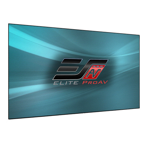 """View Larger Image of PFT110HD5 Pro Frame 110"""" Thin Projector Screen with CineGrey 5D Material"""