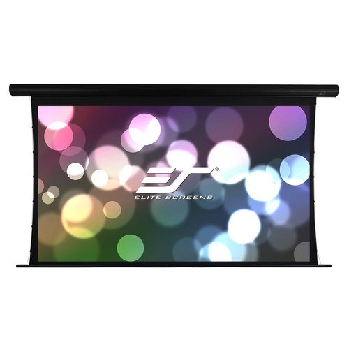 """View Larger Image of SKT150UH-E12-AUHD 100"""" Diagonal Saker Tab-Tension AcousticPro UHD Projector Screen"""