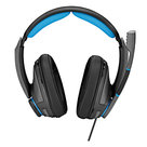 View Larger Image of GSP 300 Closed Acoustic Gaming Headset (Blue)