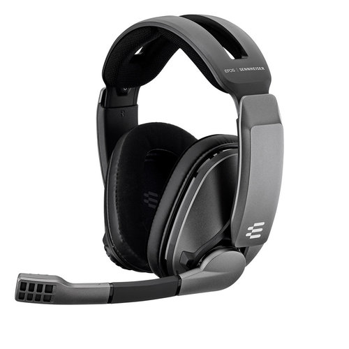 View Larger Image of GSP 370 Wireless Gaming Headset (Black)