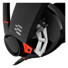 View Larger Image of GSP 600 Closed Acoustic Gaming Headset (Black/Red)