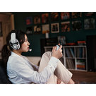 View Larger Image of GSP 601 Closed Acoustic Gaming Headset (White)