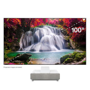 "100 "" EpiqVision Ultra LS500 4K Pro-UHD Laser Projection TV"