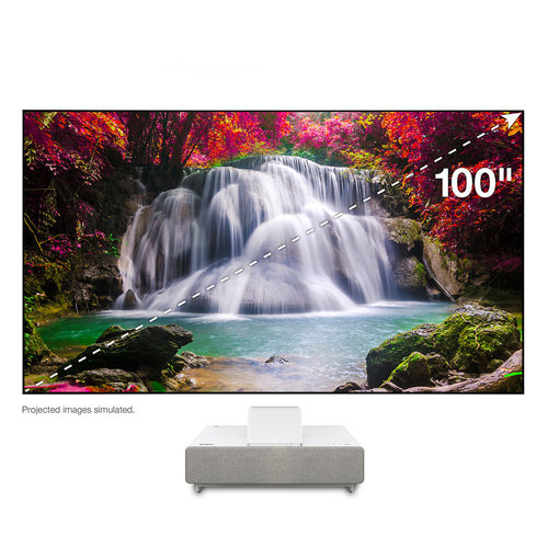 """View Larger Image of 100 """" EpiqVision Ultra LS500 4K Pro-UHD Laser Projection TV"""