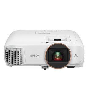 Home Cinema 2250 3LCD Full HD 1080p Projector (White)
