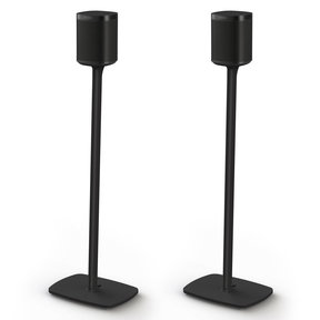 """30"""" Floor Stands for Sonos One - Pair"""