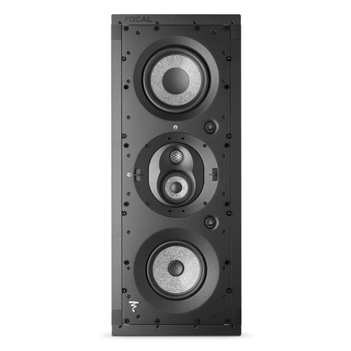 View Larger Image of 1000 IWLCR6 Utopia Series 3-Way Closed-Back In-Wall Loudspeaker - Each
