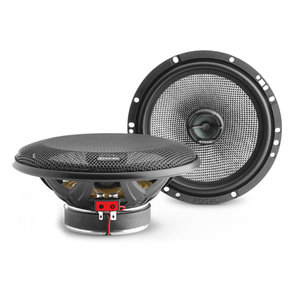 """165 AC Access 6-1/2"""" 2-Way Coaxial Speakers"""