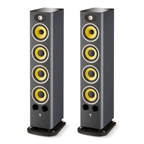 Aria K2 936 Limited Edition Floorstanding Speakers - Pair (Ash Grey)