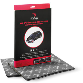 BAM Acoustic Insulation Kit (2 Sheets)