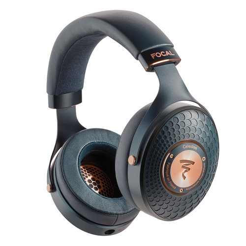 View Larger Image of Celestee High-End Closed-Back Over-Ear Wired Headphones