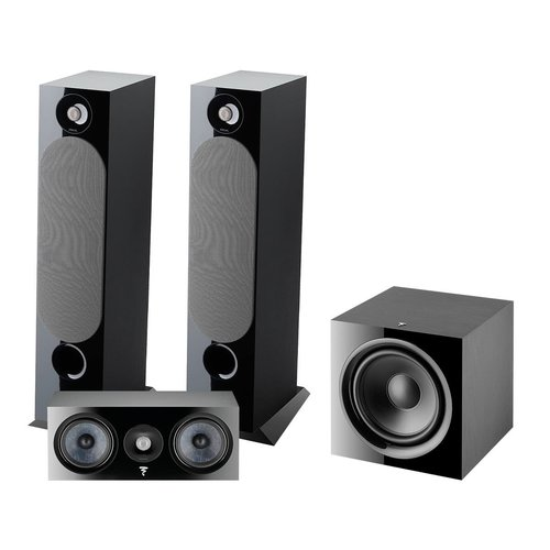 View Larger Image of Chora 3.1 Channel Home Theater System (Black)