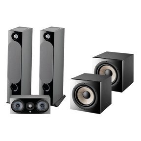 Chora 3.2.2 Channel Dolby Atmos Home Theater System (Black)