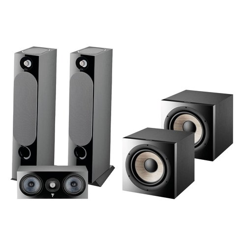 View Larger Image of Chora 3.2.2 Channel Dolby Atmos Home Theater System (Black)