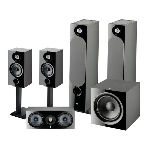View Larger Image of Chora 5.1.2 Channel Dolby Atmos Surround Sound Speaker Package