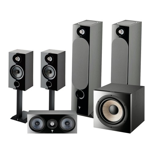 View Larger Image of Chora 5.1.2 Surround Sound Speaker Package with Built-In Dolby Atmos Modules (Black)