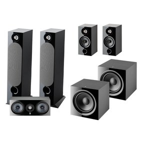 Chora 5.2 Channel Home Theater System (Black)
