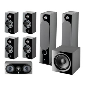 Chora 7.1.2 Channel Dolby Atmos Home Theater System (Black)