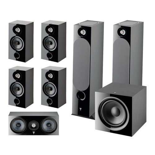 View Larger Image of Chora 7.1.2 Channel Dolby Atmos Home Theater System (Black)