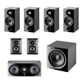 Chora 7.1 Channel Home Theater System (Black)
