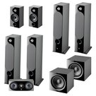 View Larger Image of Chora 7.2.4 Channel Dolby Atmos Home Theater System (Black)