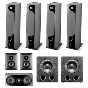 Chora 7.2.4 Dolby Atmos Home Theater System
